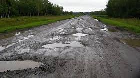 भोपाल : खनिज के ओव्हर लोड वाहनों ने खराब कर दी उत्तरप्रदेश की सड़कें