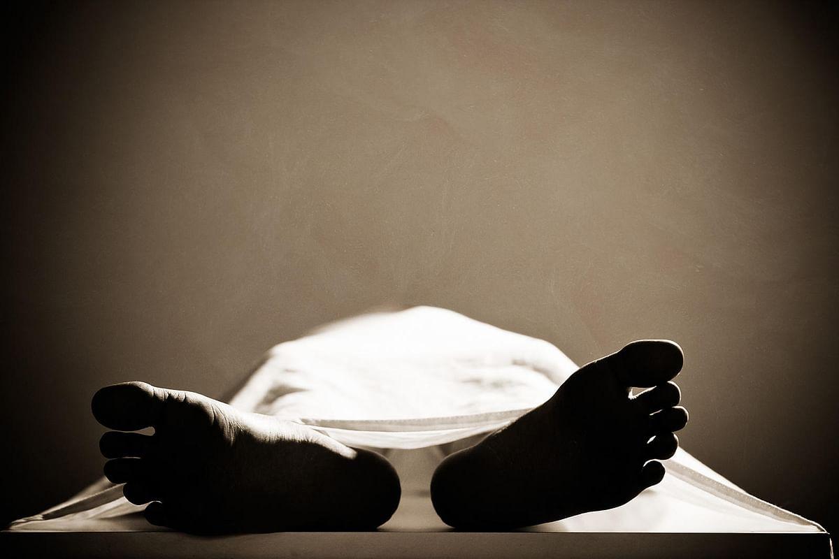इंदौर: गला रेतकर युवक को उतारा मौत के घाट, गेहूं के खेत में मिला शव