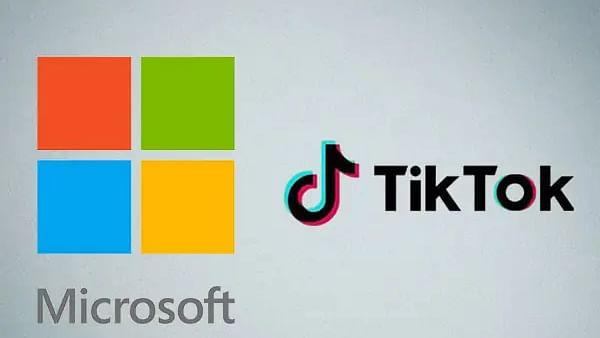 TikTok ऐप खरीदने को लेकर माइक्रोसॉफ्ट का बयान