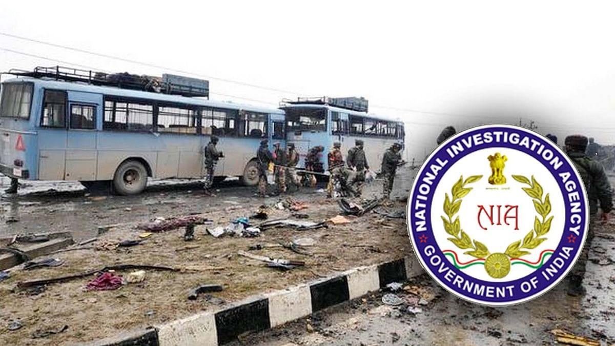 पुलवामा हमलेे की 5000 पन्नों की चार्जशीट लेकर NIA टीम पहुंची अदालत