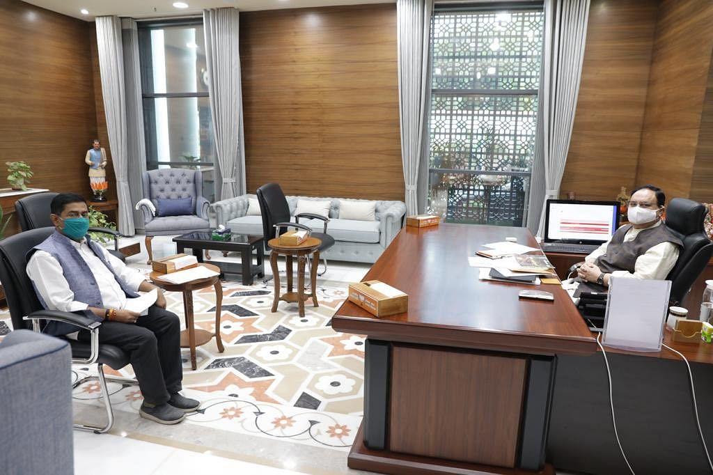 MP: पूर्व मंत्री जोशी और भाजपा अध्यक्ष नड्डा की मुलाकात पर गरमाई सियासत