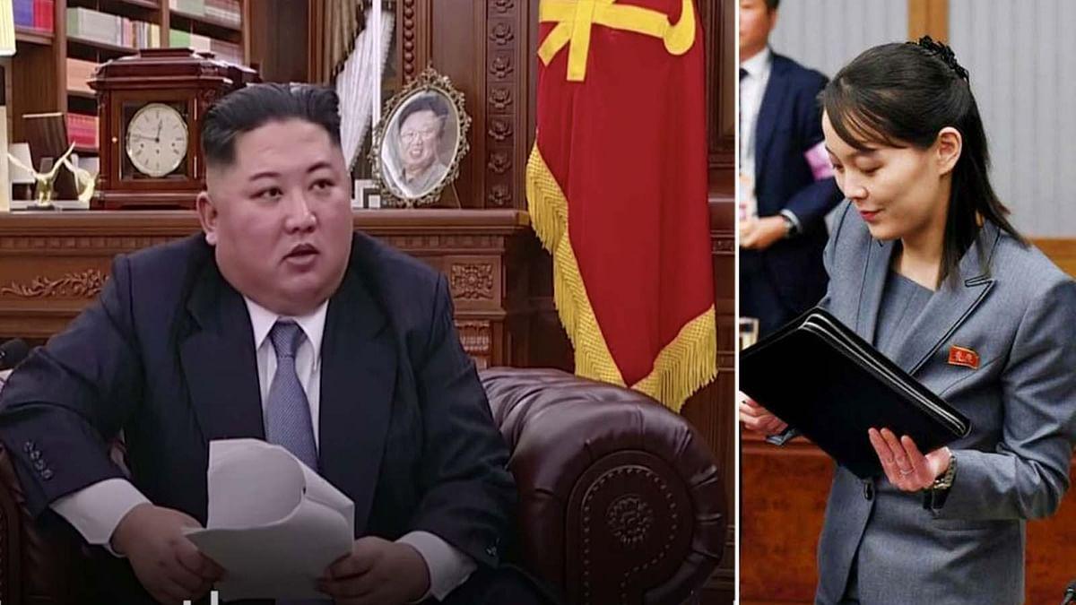 कोमा में है किम जोंग उन-बहन संभालेगी सत्ता