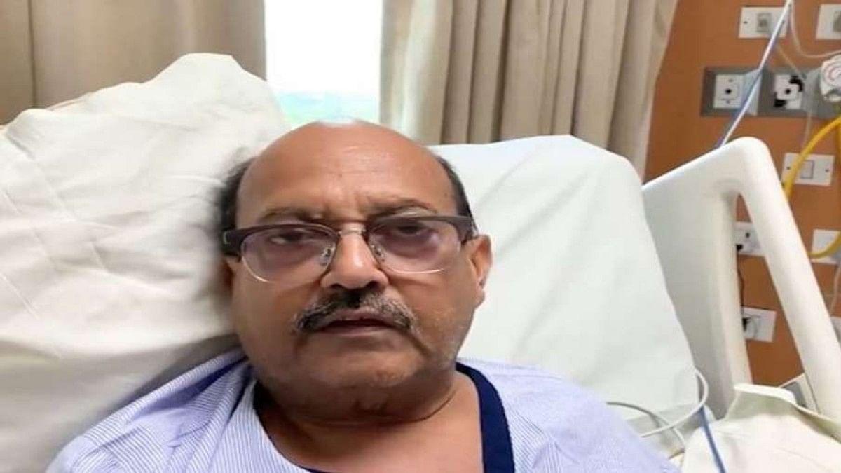 कोरोना काल में अति दुखद समाचर-राज्यसभा सांसद अमर सिंह का निधन
