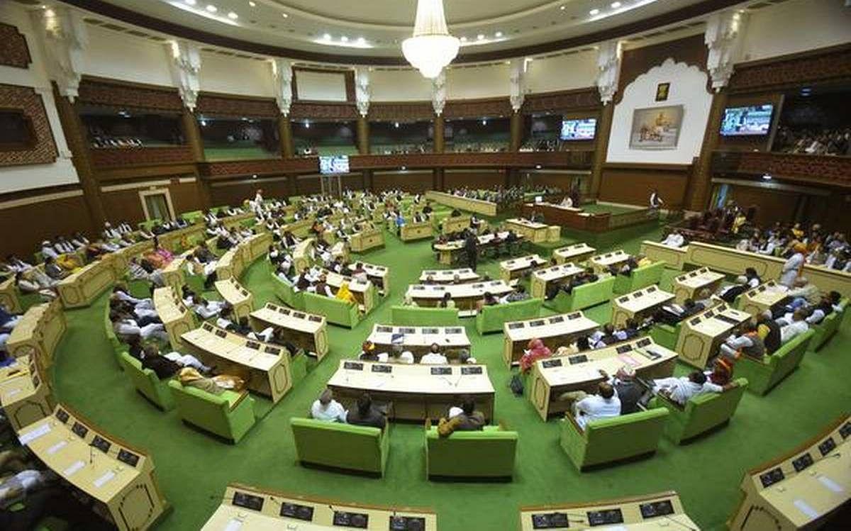 राजस्थान विधानसभा सत्र: CM गहलोत ने रखा विश्वास मत प्रस्ताव