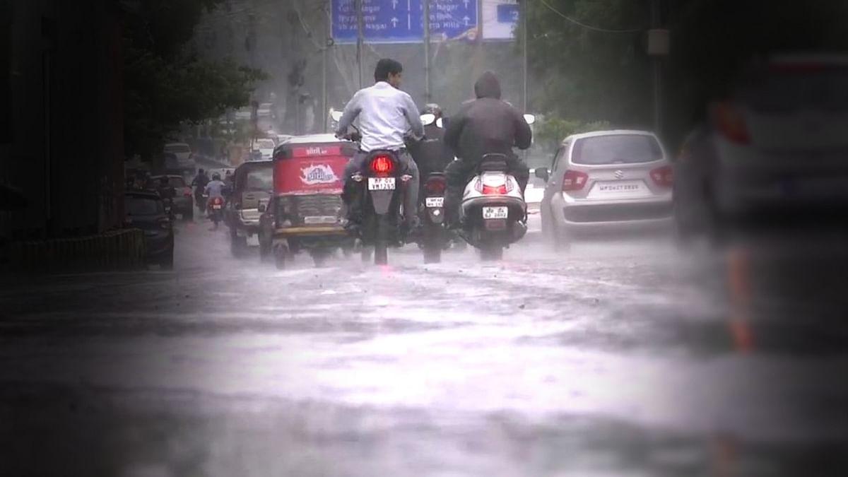 MP मौसम: रुक-रुक कर जारी बारिश का दौर, इन शहर में अच्छी बारिश के आसार
