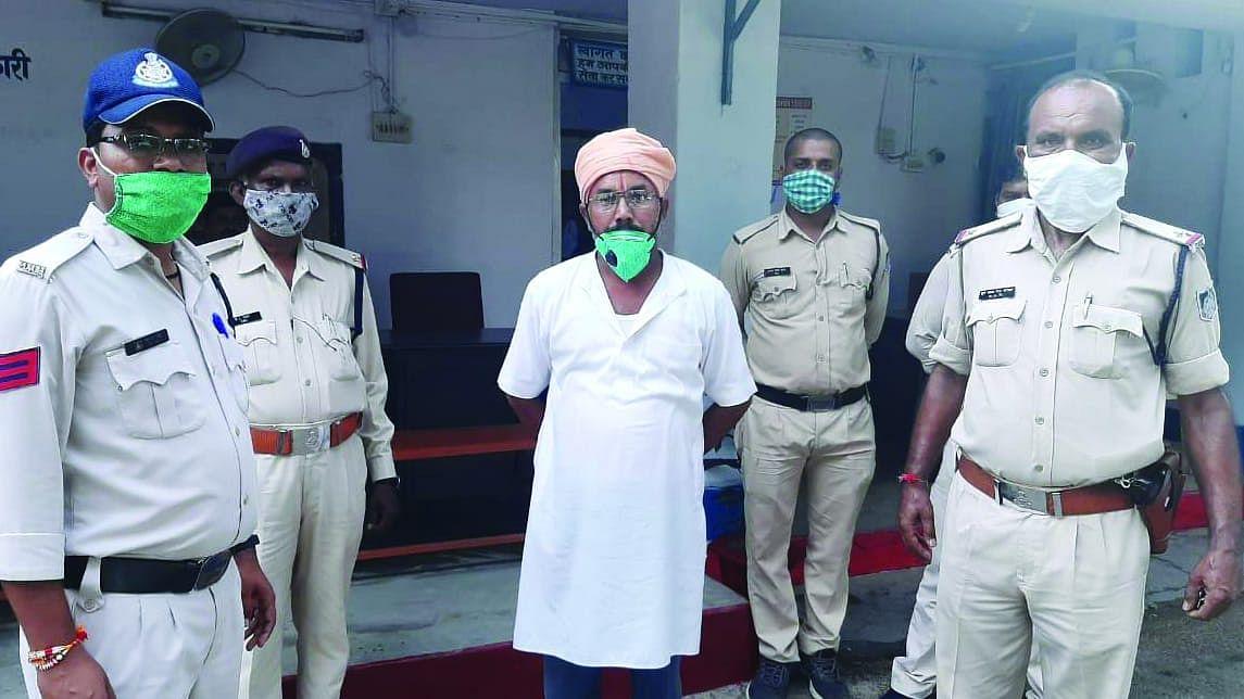 9 सालों से फरार हत्या का आरोपी अनूपपुर से धराया