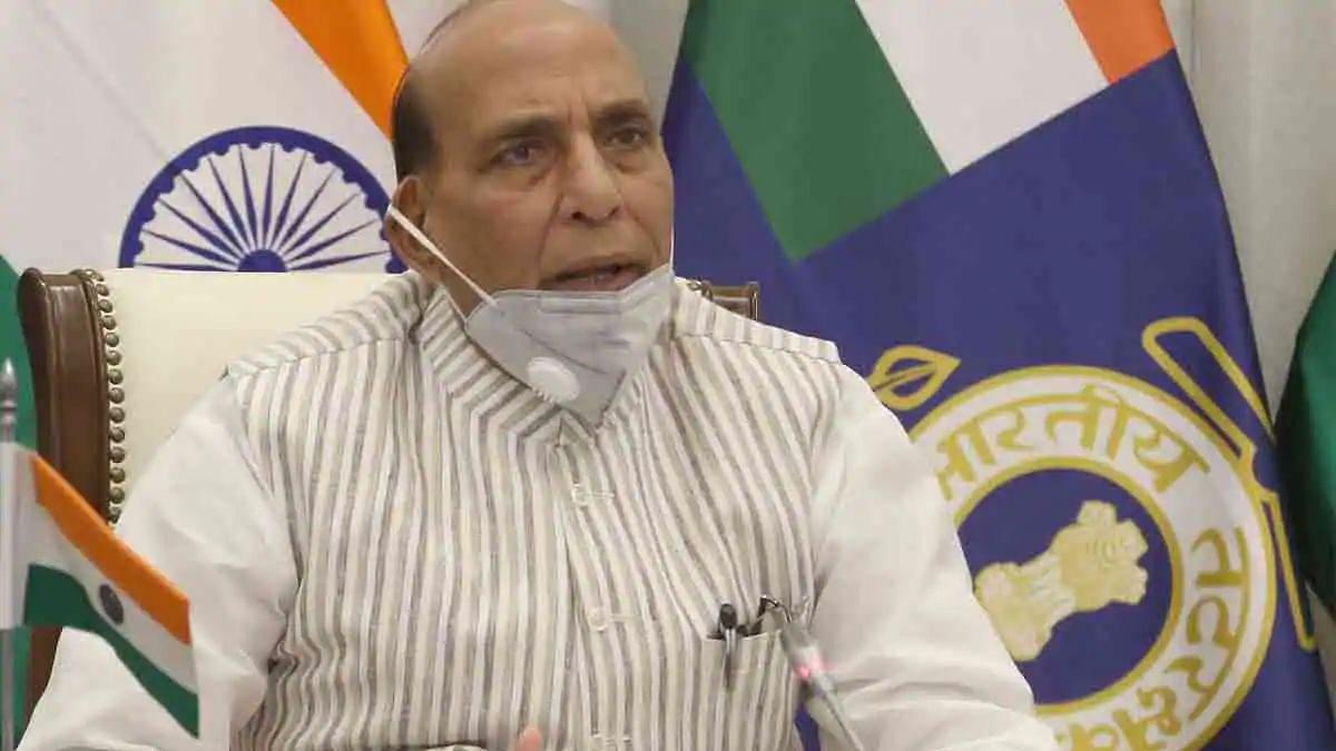 रक्षा क्षेत्र में आत्मनिर्भरता और मजबूती के लिए आगे आये निजी क्षेत्र : राजनाथ
