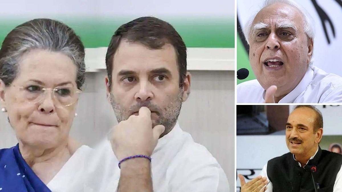 CWC बैठक में बवाल: राहुल के BJP से सांठ-गांठ के आरोप पर वरिष्ठ नेता खफा