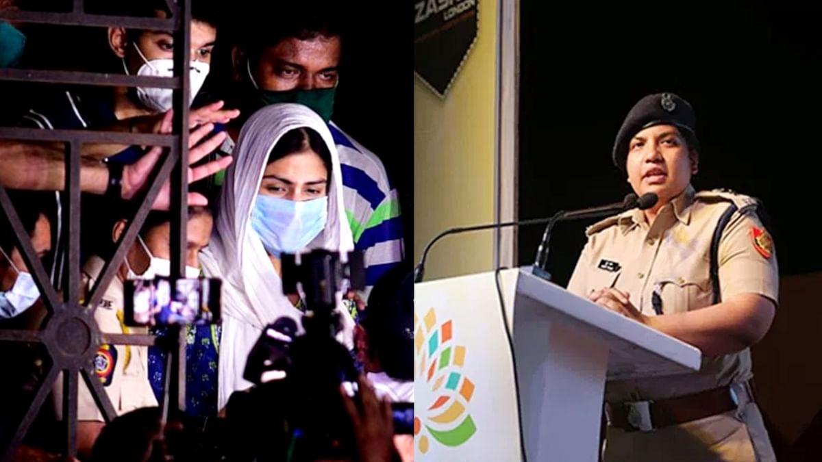 सहयोग न करने पर CBI अधिकारी ने रिया को जड़ा थप्पड़