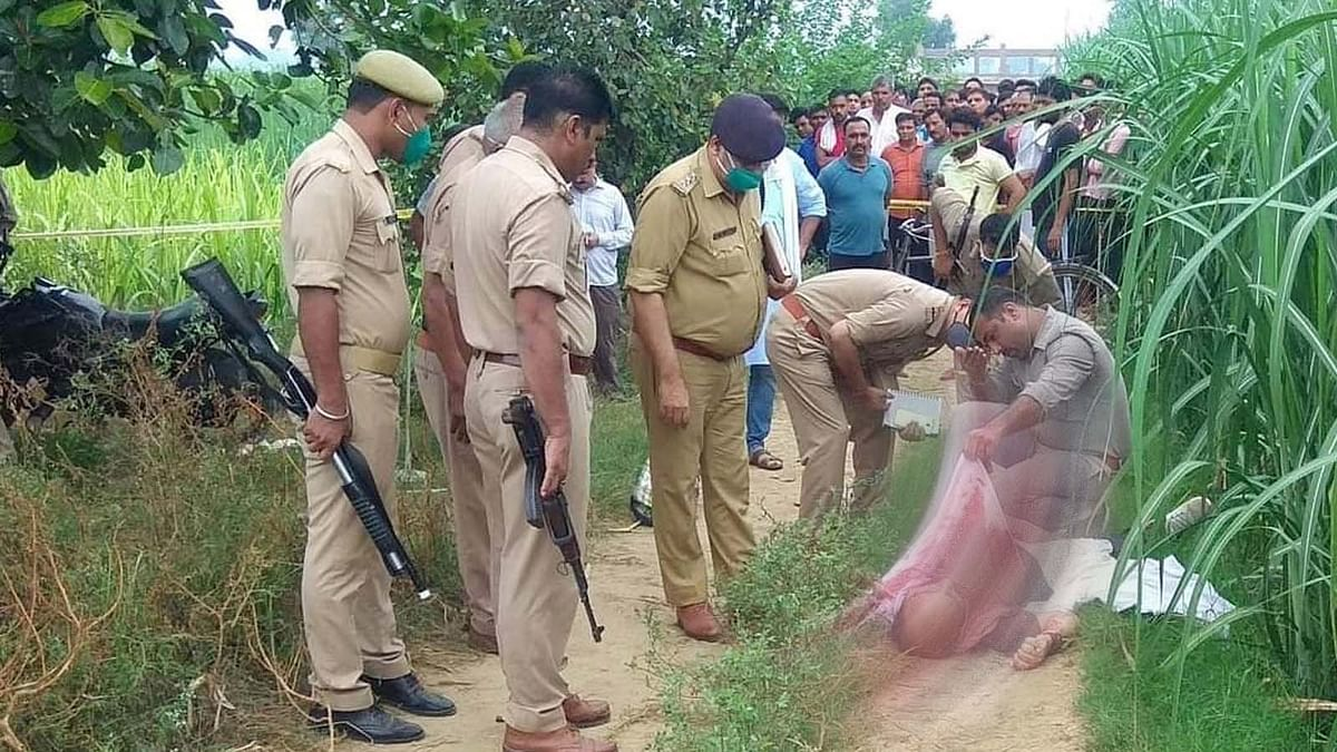 UP के बागपत में मॉर्निंग वॉक पर निकले BJP के पूर्व जिलाध्यक्ष की हत्या