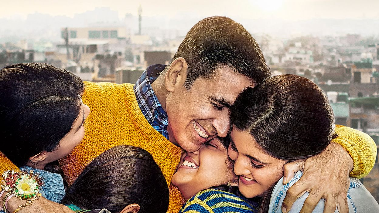 अक्षय कुमार ने की नई फिल्म की घोषणा, शेयर किया 'रक्षा बंधन' का पोस्टर