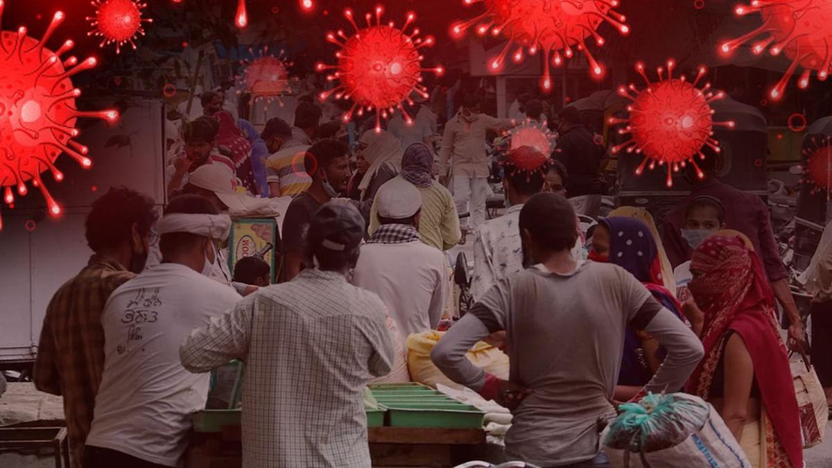 भारत में नहीं थम रहा कोरोना का प्रकोप