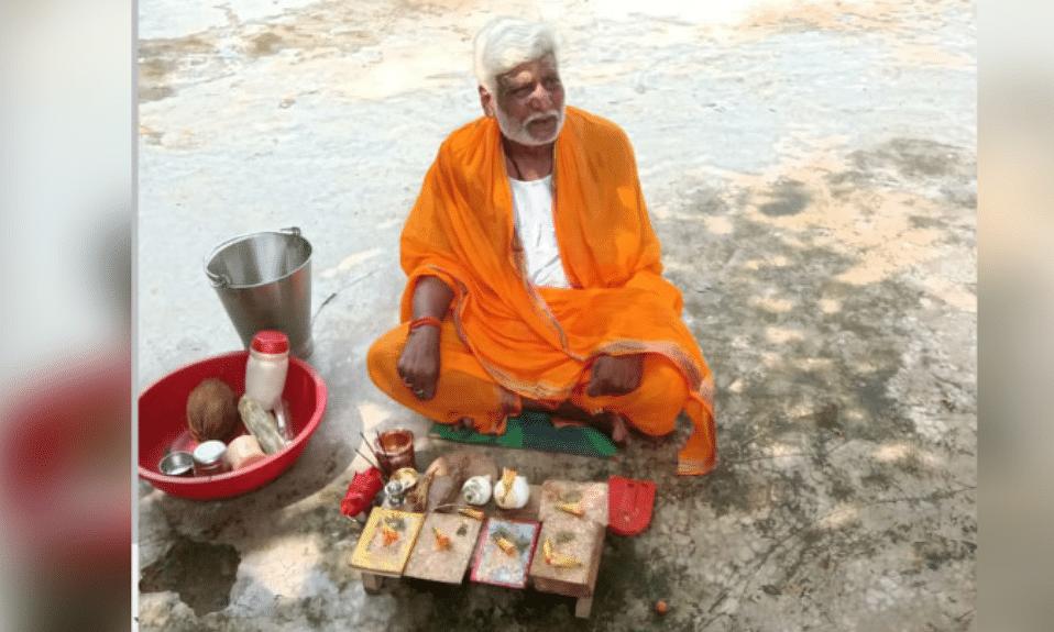 BJP विधायक द्विवेदी ने लिया संकल्प, CM के स्वस्थ होने तक त्यागा अन्न-जल