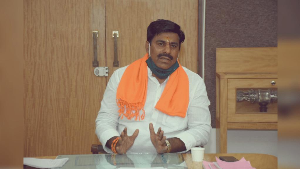 भोपाल : प्रोटेम स्पीकर रामेश्वर शर्मा को फिर मिली धमकी