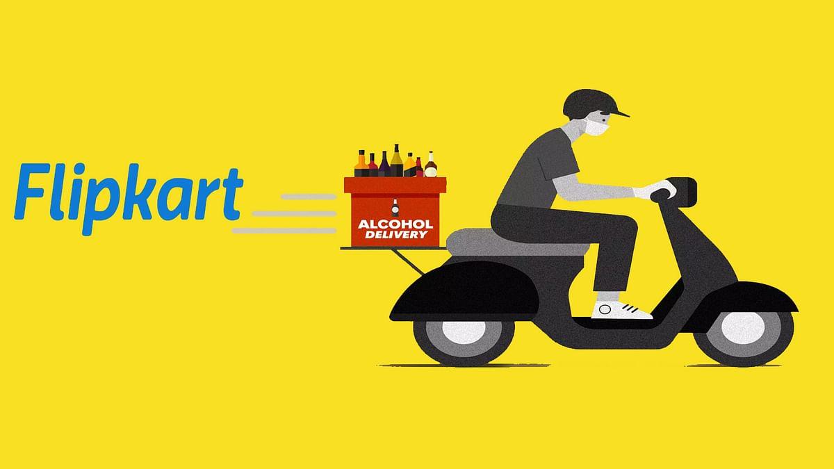 Amazon के बाद Flipkart शराब की होम डिलीवरी करने की तैयारी में जुटी