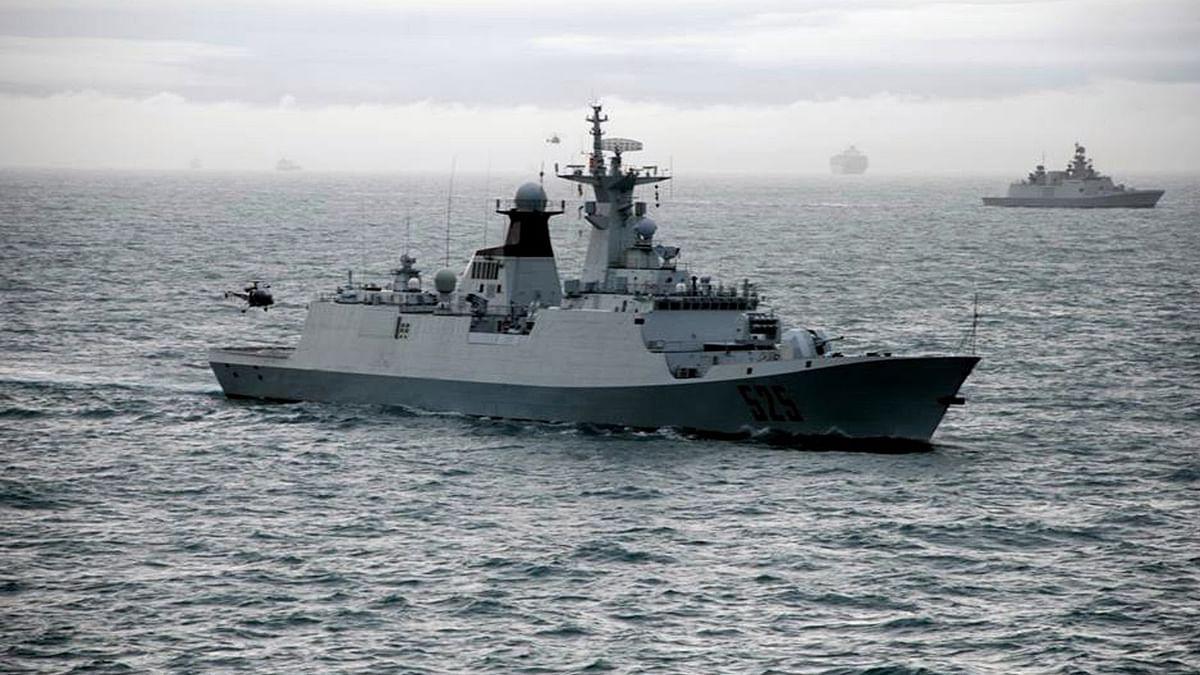 भारत ने दक्षिण चीन सागर में तैनात किया युद्धपोत-चीनी नौसेना में बेचैनी