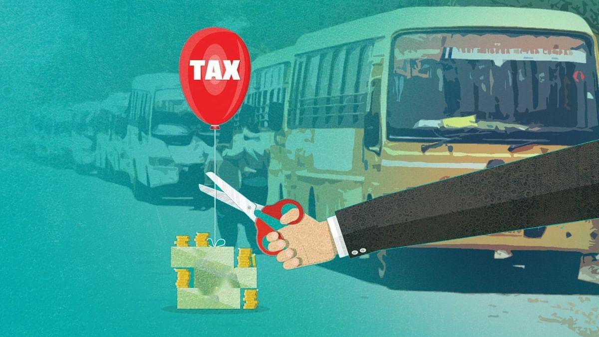 बस ऑपरेटरों का 110 करोड़ का टैक्स होगा माफ : गोविन्द सिंह राजपूत