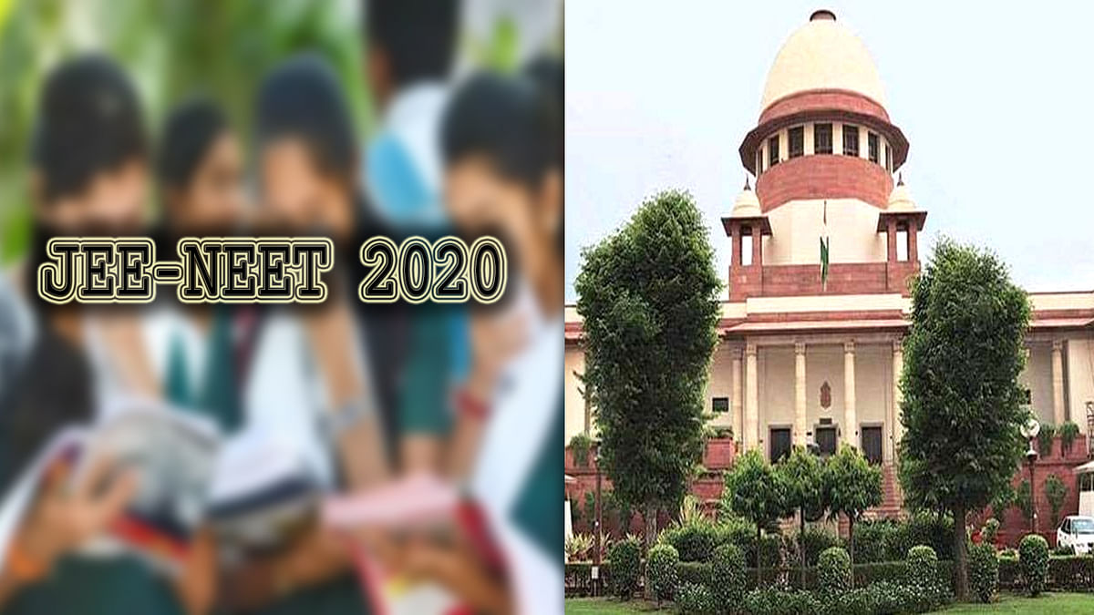 Supreme Court dismisses petition of 6 states on JEE-NEET
