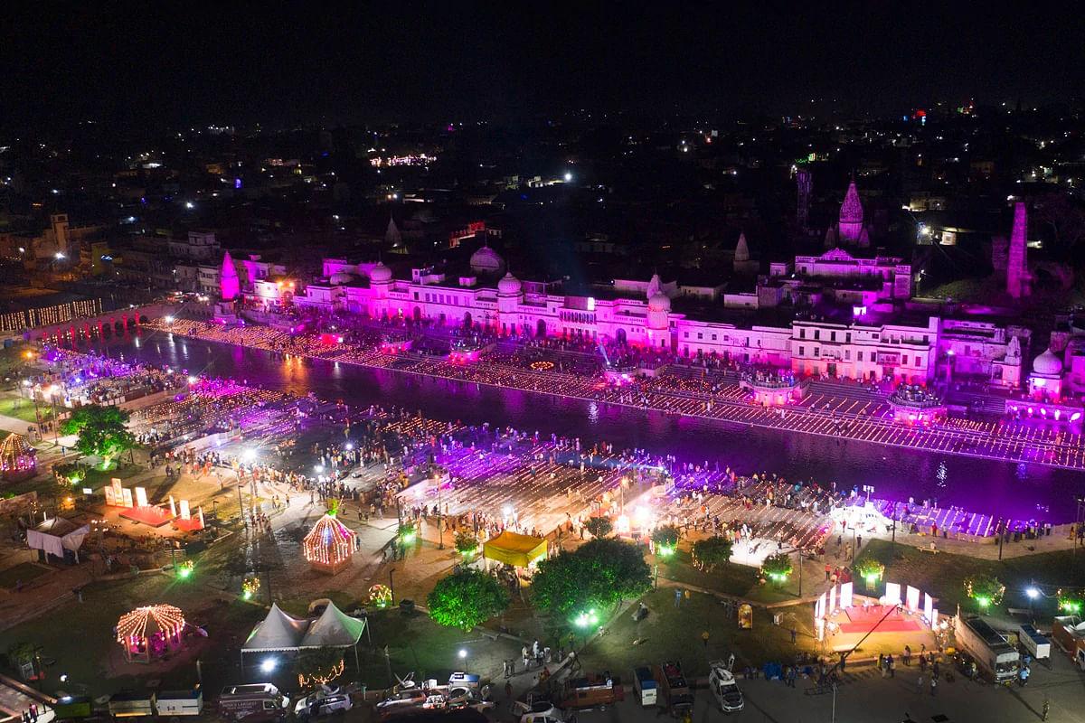 अयोध्या राम मंदिर भूमि पूजन: आज के ऐतिहासिक दिन के कार्यक्रम का शेड्यूल