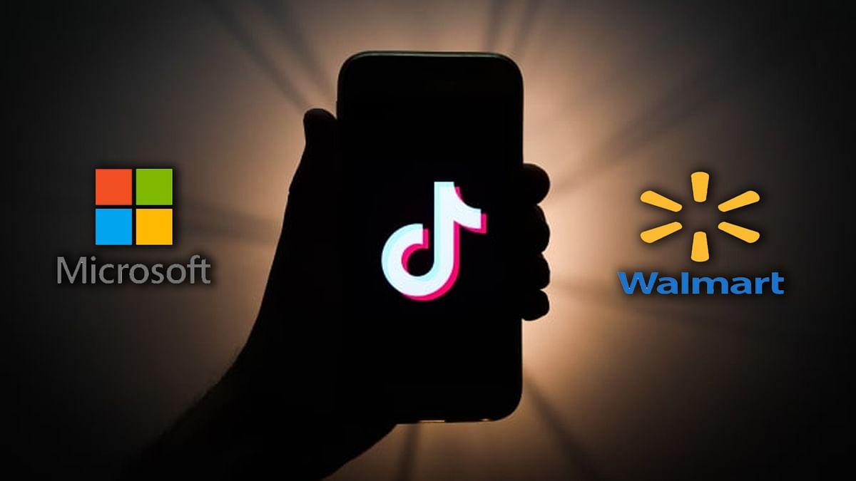 TikTok को खरीदने Microsoft के साथ आगे आई Walmart