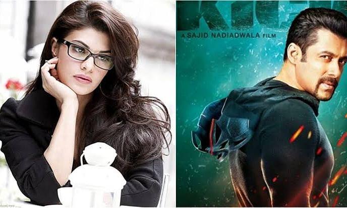 Kick 2, Jacqueline Fernandez and Salman Khan