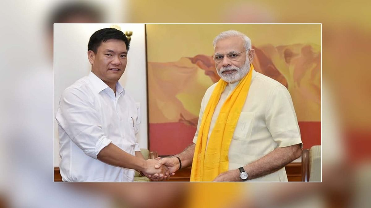 अरुणाचल प्रदेश CM पेमा खांडू का बर्थडे-PM मोदी ने की कार्यों की प्रशंसा