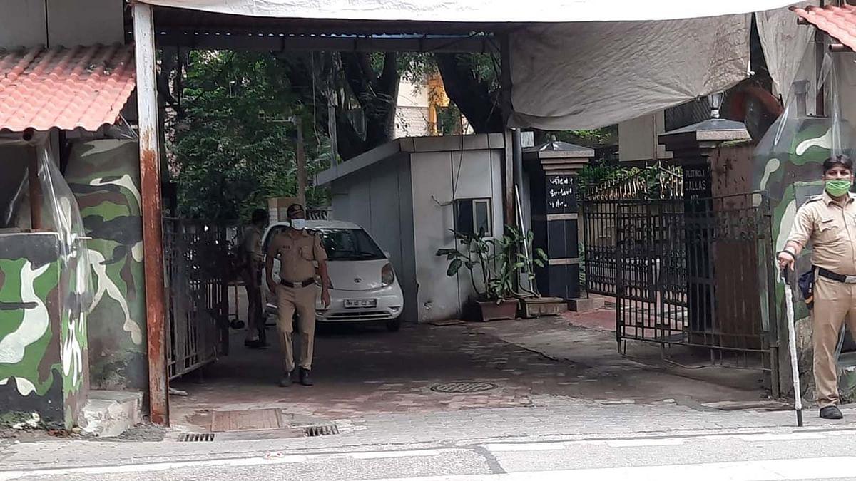 महाराष्ट्र के CM ठाकरे के आवास 'मातोश्री' को बम से उड़ाने की धमकी