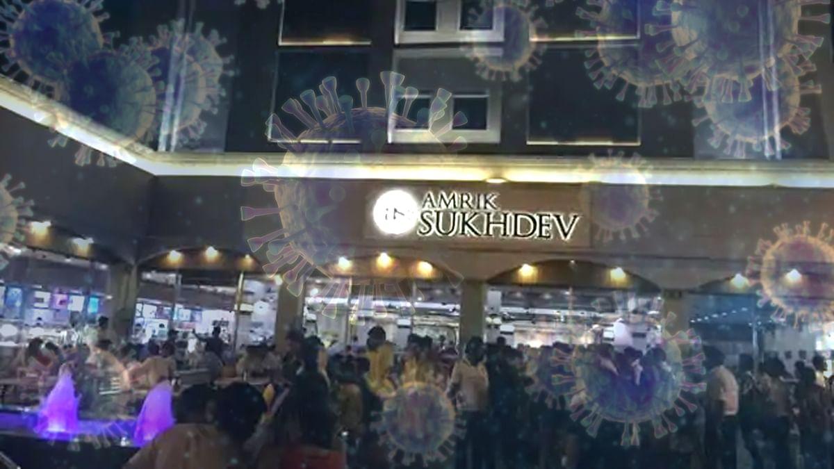 सोनीपत: मुरथल के मशहूर सुखदेव ढाबे पर टूटा कोरोना कहर, 65 कोरोना पॉजीटिव