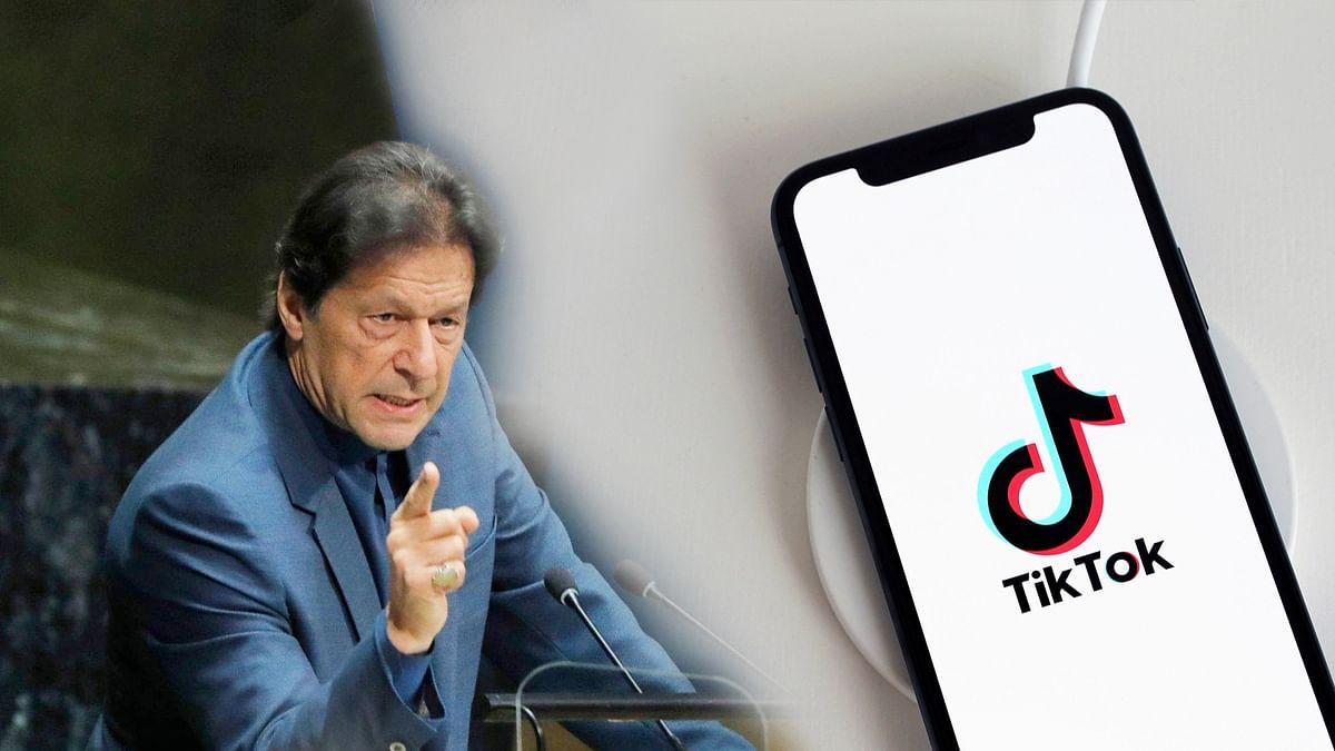 पाक भी देगा चीन को बड़ा झटका, इमरान खान ने जताई TikTok बैन करने की इच्छा