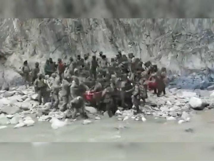 लद्दाख गलवान घाटी में झड़प पर US अखबार का बड़ा खुलासा- 60 चीनी सैनिक की मौत