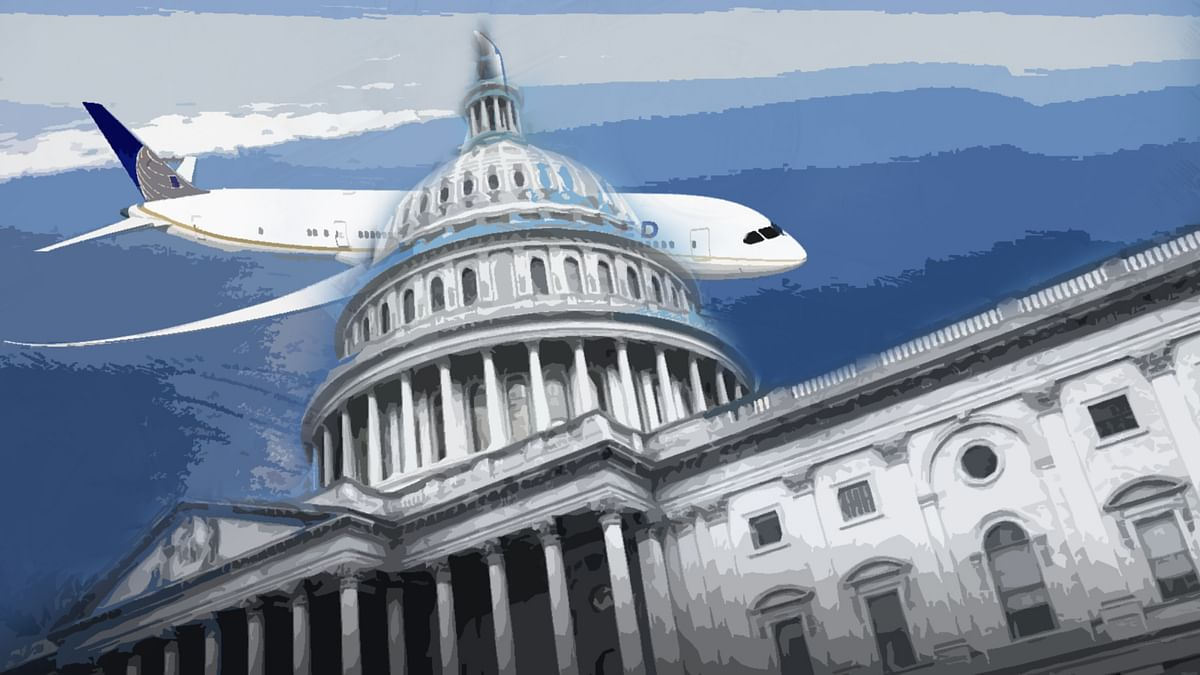 US Treasury Department offer loans to 7 airline companies