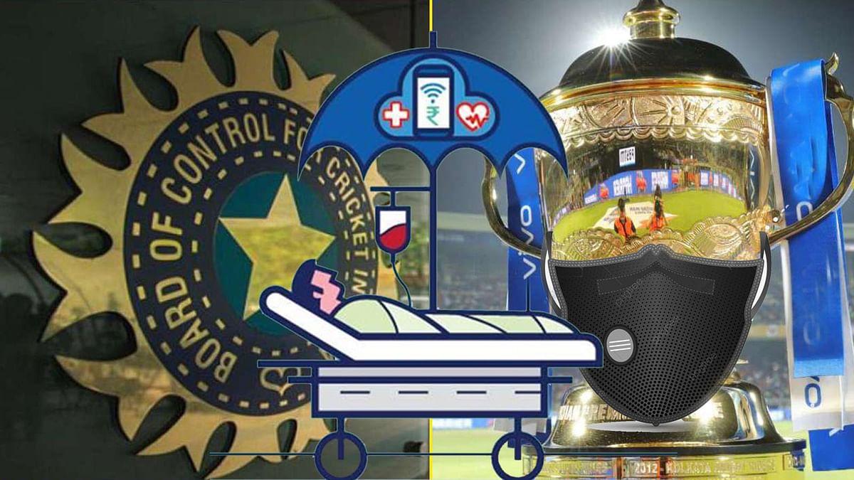 COVID-19 की स्थिति में मैच रद्द होने पर IPL पक्षों को मुआवजा नहीं मिलेगा।