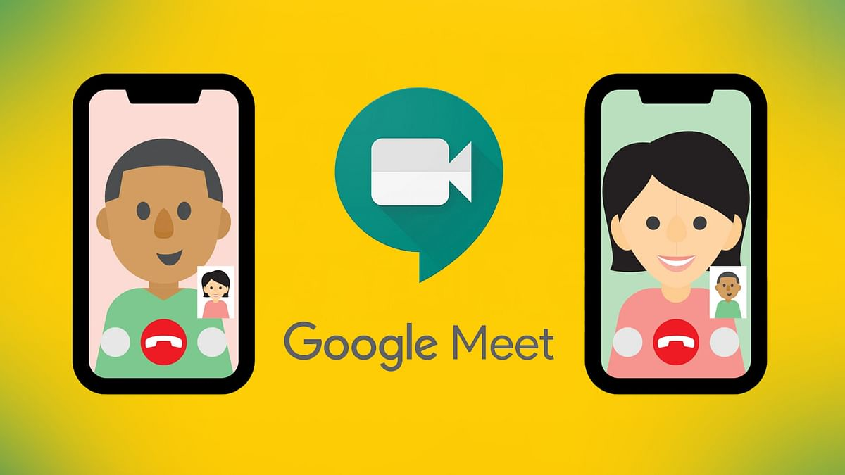 Google extended free use of Google Meet