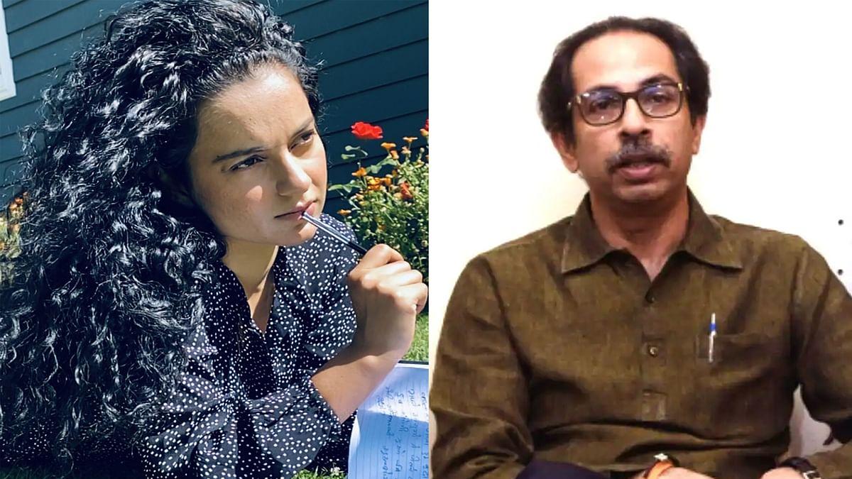 Kangana Ranaut's direct challenge to Uddhav Thackeray