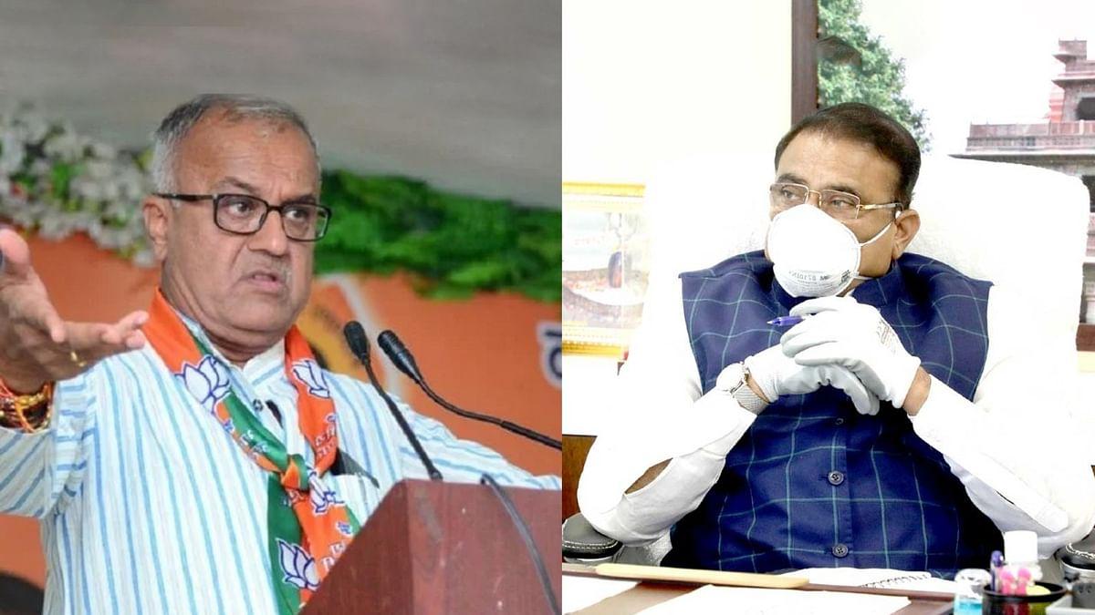 BJP सांसद नंदकुमार के बयान पर मंत्री भूपेंद्र का तंज