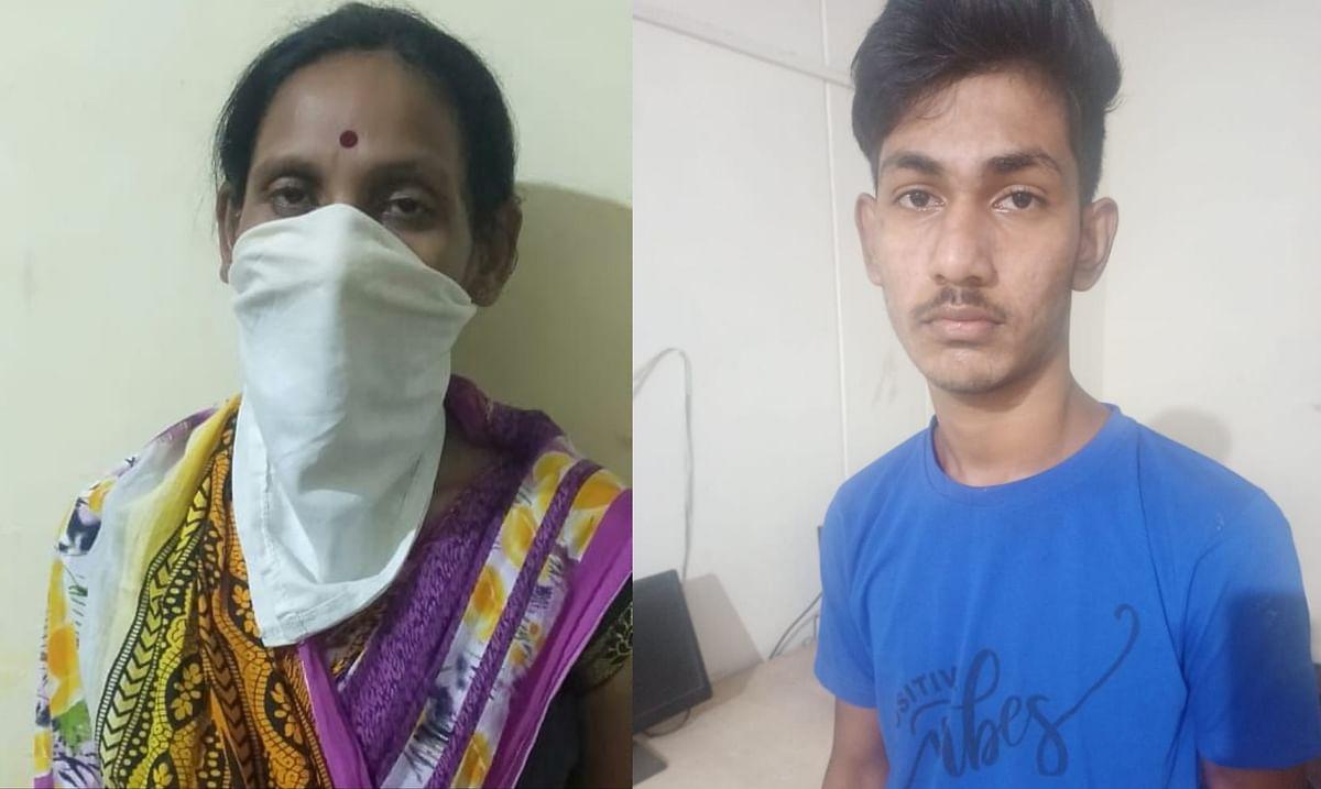 भोपाल : सौतेली मां ने सिर पर लोहे की रॉड मारकर बेटे को उतारा मौत के घाट