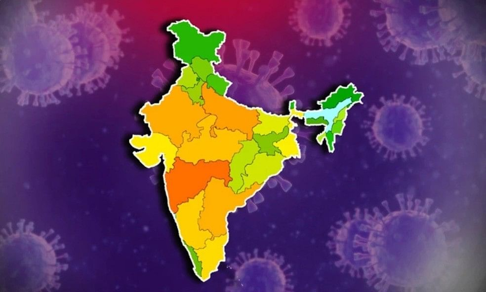 भारत में कोरोना संक्रमितों की संख्या 50 लाख के पार