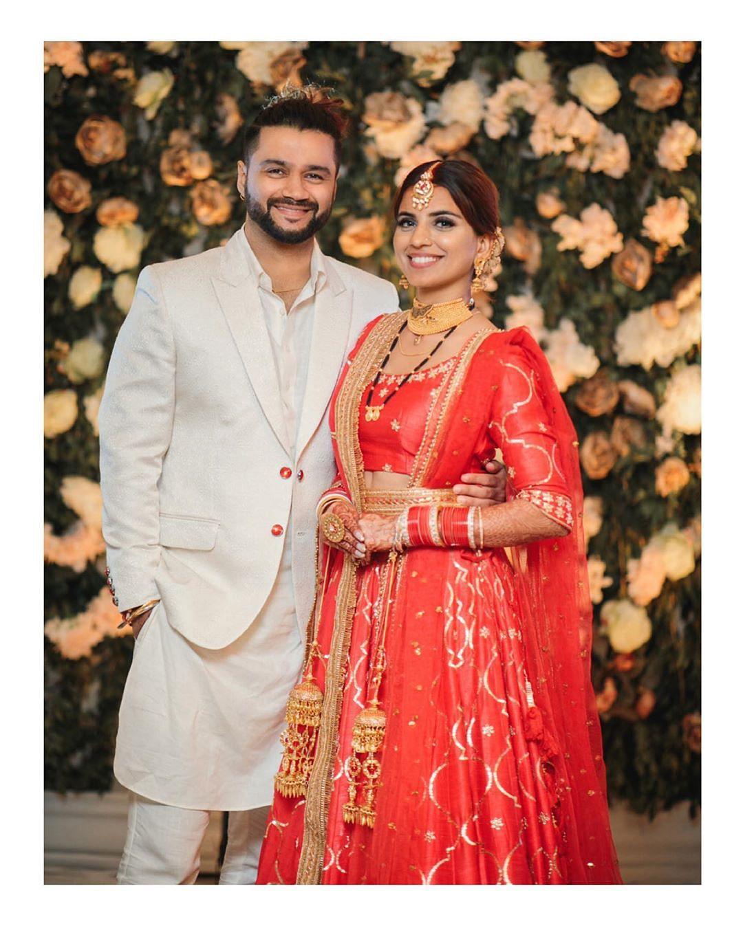 Balraj Syal and Deepti Tuli Wedding