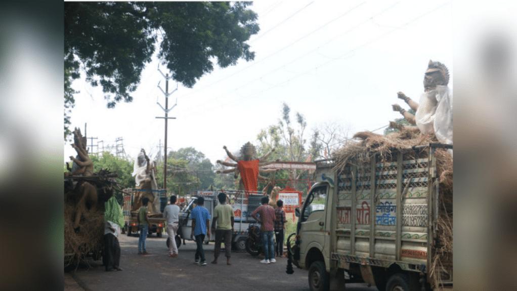 भोपाल : प्रदेश में नवरात्र पर सज सकेंगे देवी पंडाल, जारी हुई नई गाइडलाइन