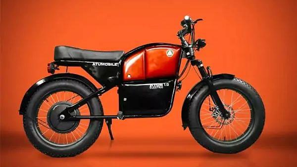 Atumobile introduced cheapest electric bike Atum1.0