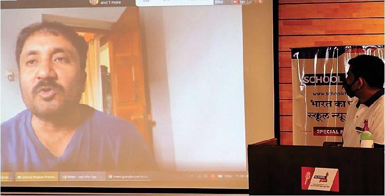 इंदौर : कोरोना काल देश के शिक्षा जगत के लिए काफी भारी