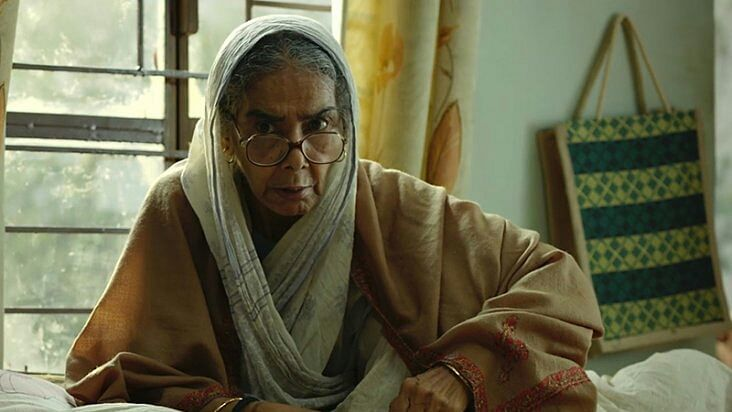 Actress Surekha Sikri Hospitalised