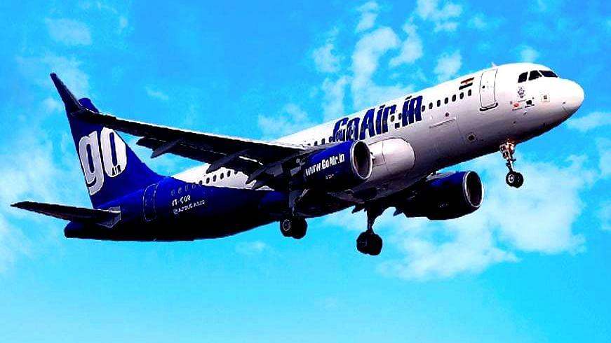 GoAir ने आज से घरेलू नेटवर्क में जोड़ी 100 से अधिक उड़ानें
