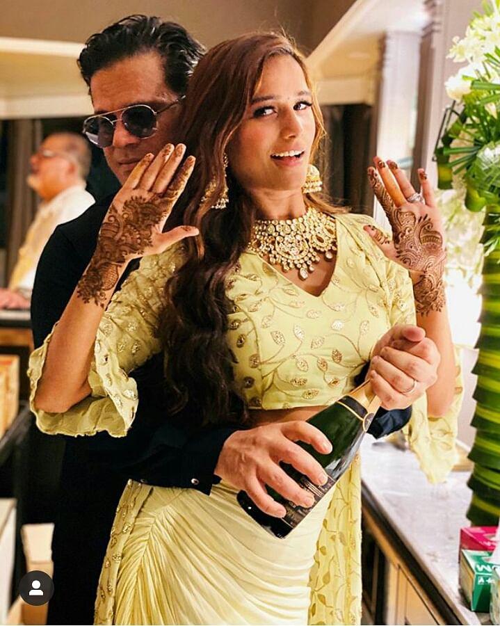 पूनम पांडे ने बॉयफ्रेंड संग कर ली शादी