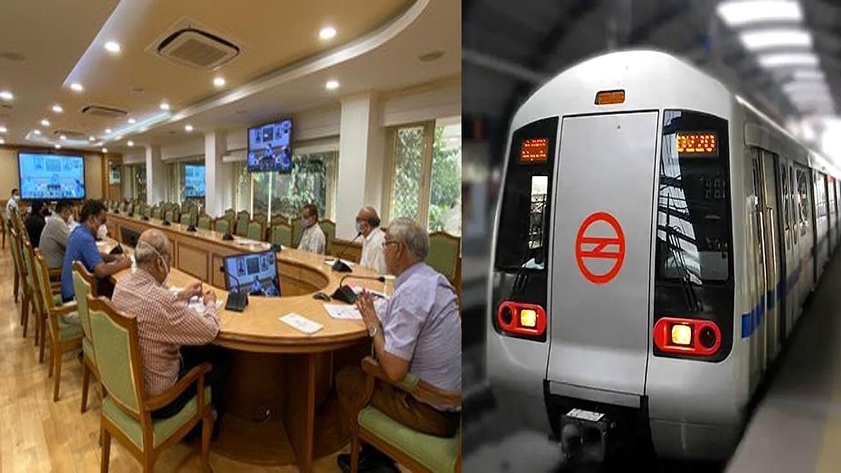 दिल्ली के उपराज्यपाल बैजल की मंजूरी, इस दिन से चलेंगी मेट्रो