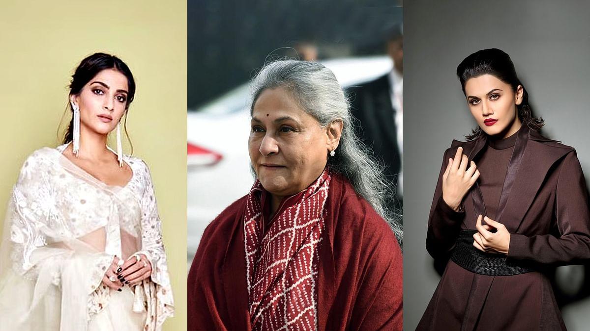जया बच्चन के समर्थन में उतरा बॉलीवुड, सोशल मीडिया पर दिया रिएक्शन