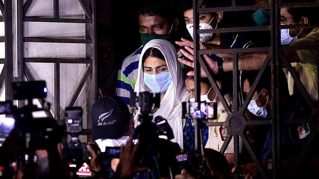 रिया की मुंबई कोर्ट से जमानत याचिका खारिज