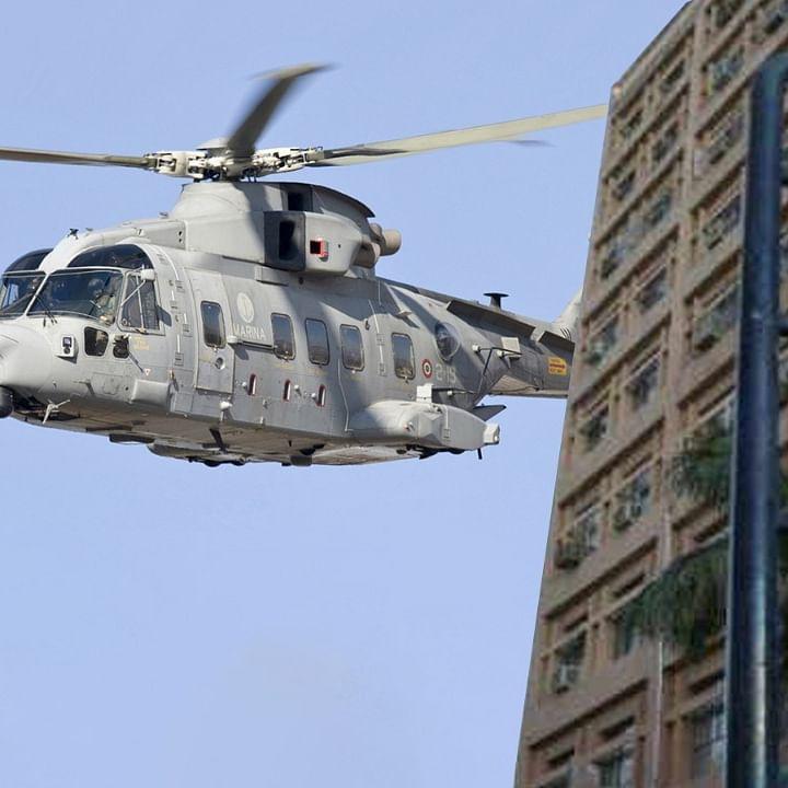 VVIP हेलीकॉप्टर अनुबंध मामले में CBI की कार्यवाही, चार्ट सीट दायर
