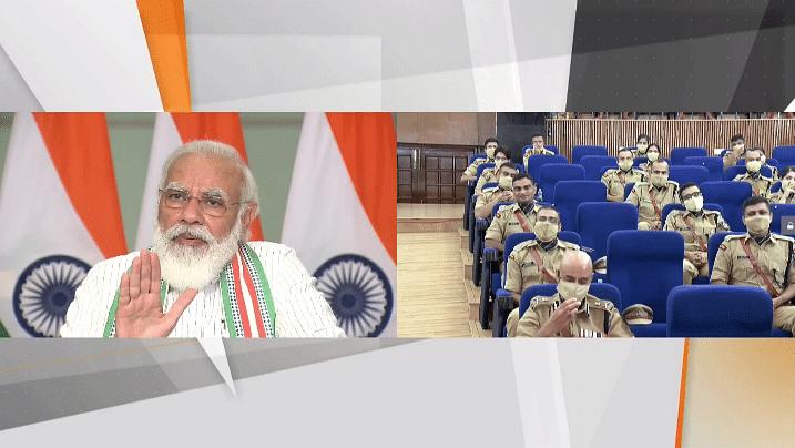 PM मोदी ने IPS अधिकारियों को संबोधित कर सच्ची सेवा के मंत्र की दी सलाह