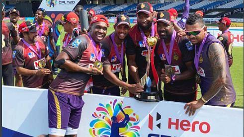 CPL 2020: शाहरुख खान की टीम त्रिनबागो नाइट राइडर्स बनी चैंपियन